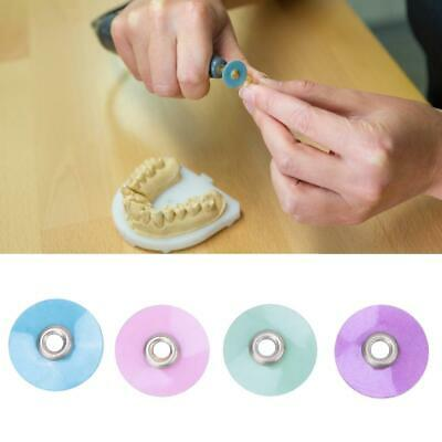 40pcs Dental Composite Veneer Finishing Polishing Discs Wheels Set For Dental