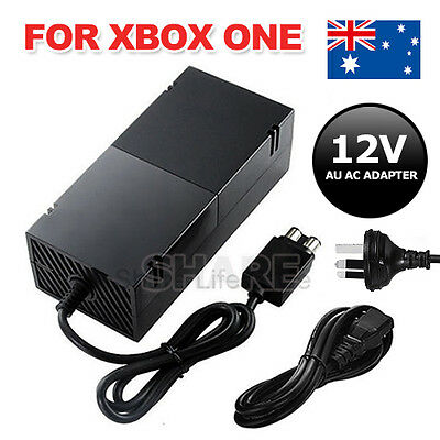 AC Mains Power Supply Brick Adapter Charger Cord Cable for Xbox One Console