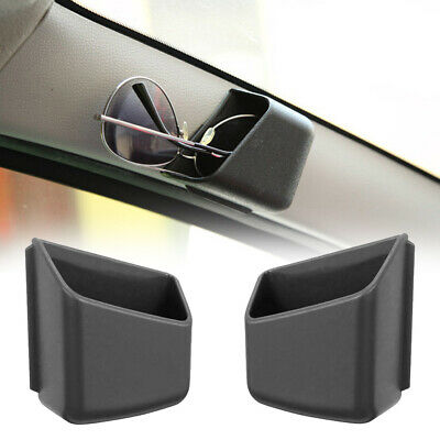 2x Universal Auto Car Accessories Phone Organizer Storage Bag Box Case Holder