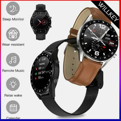 Smartwatch L7 Android Ios Orologio Bluetooth Smart Watch Micro Sd  Nero