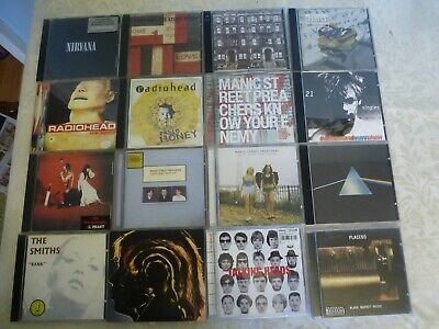 Bundle, Joblot of 25 CD's, INDIE ,,,AN ROCK..ALL GREAT CONDITION