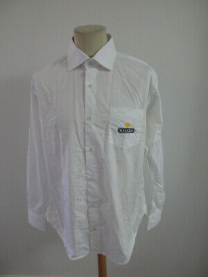 Shirt Ricard White Size XL