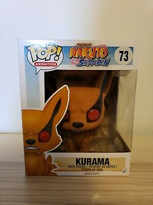 "Funko Pop Animation - Naruto Shippuden - Kurama #73 - 6"" Figure"