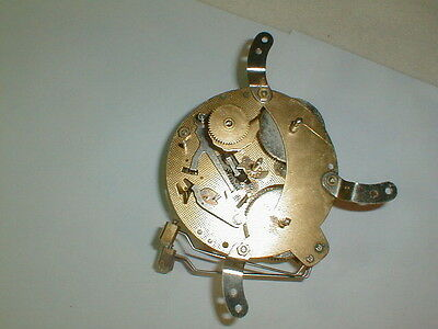 Elgin welby clock movement west germany 131-030 kitchen parts repair project