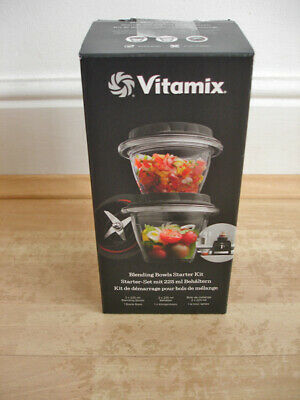 NEW Vitamix Ascent 2 Blending Containers 225ml VM0192 BOXED