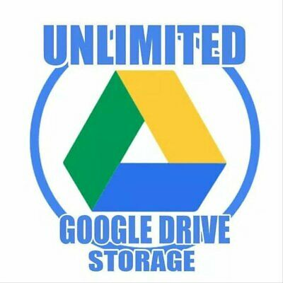 Google Drive Unlimited Cloud Storage Account ✔️ From Google Admin ✔️ Custom Name