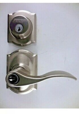 Schlage Lock Company F59STA613CAMRH Oil Rubbed Bronze St Annes Right Handed Int