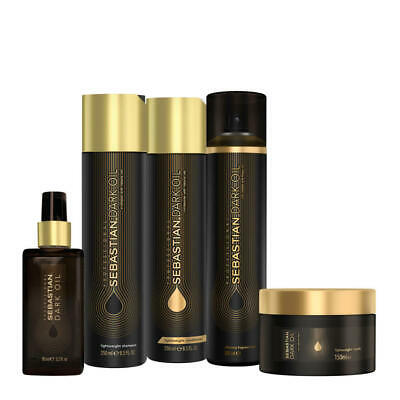 Sebastian Professional Dark Oil Hair Products (Mask,Oil,Cleanser) - YOU CHOOSE!!