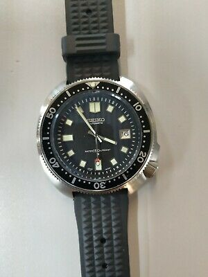 Seiko Automatic diver 6105-8110 Modded Watch