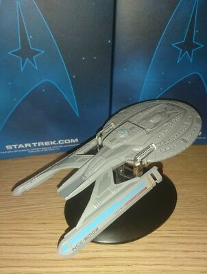 Eaglemoss Star Trek official starship collection special USS Titan NCC 80102