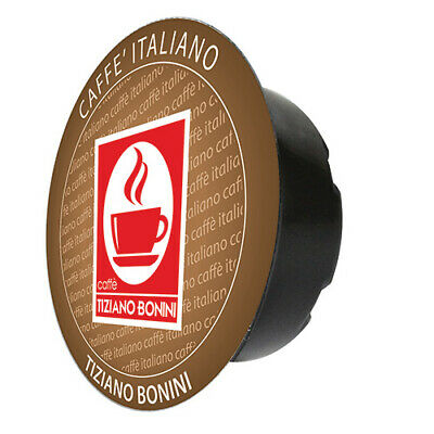100 Lavazza a Modo Mio Compatible Pods Mixed Pack - Caffe Bonini: 0.62c Each