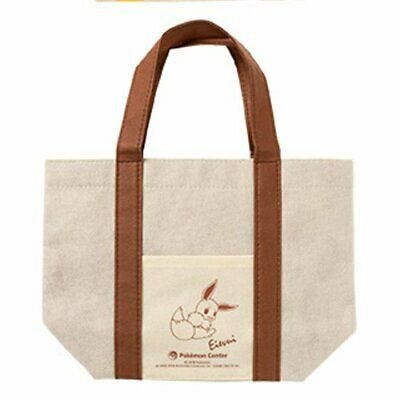 Pokemon Center Original SUMMER EVENT Mini Tote Bag Eevee NOT SOLD IN STORES
