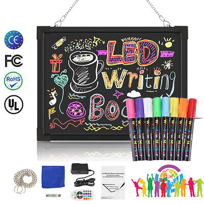 UK Sensory LED light up drawing/writing board toy for special need, autism, ADHD