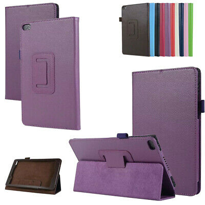 Flip Stand Case For 8'' Lenovo Tab E8 TB-8304F Protector PU Leather Tablet Cover
