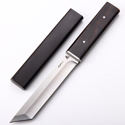 D2 Blade Tactical Army Survival Camping Outdoor Knife Japanese Style Katana