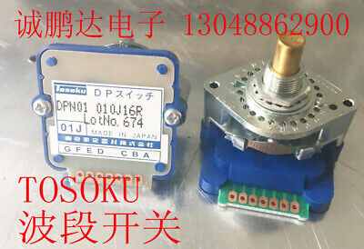 1PC NEW For TOSOKU 01J// DPP01020J16R Switch for Pulse Generator #H3288 YD