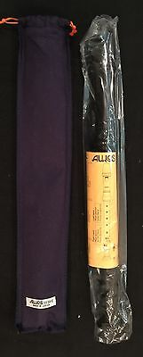 Aulos 303A Descant (Soprano) School Recorder Outfit Supplied in Blue Bag