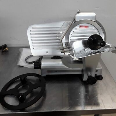 Commercial Meat Slicer Food Cheese Chefmaster HEC821