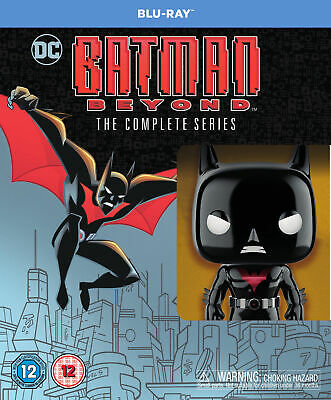 Batman Beyond: The Complete Series - Limited Edition [2019] (Blu-ray)