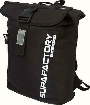 Supafactory RuckSack Back Pack Waterproof Motorbike Motorcycle Hiking Biking
