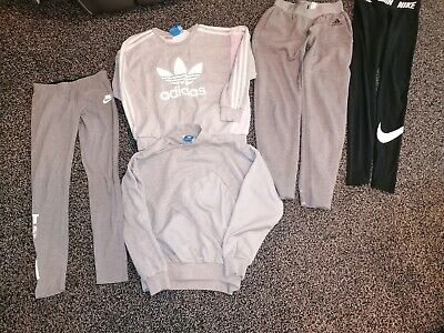 Age 12 To 13 Nike And Adidas Bundle