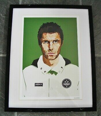 Liam Gallagher/Oasis/Spezial A3 size art print/poster