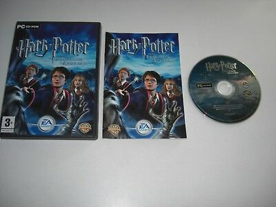 Harry Potter and the PRISONER OF AZKABAN Pc Cd Rom  FAST DISPATCH