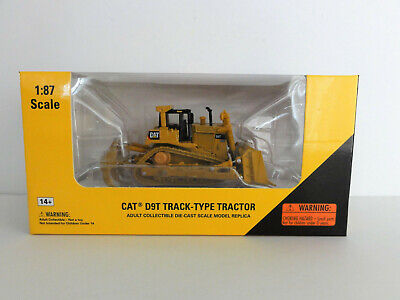CATERPILLAR NORSCOT 55209 CAT D9T Track -Type Tractor 1:87 NEW IN BOX