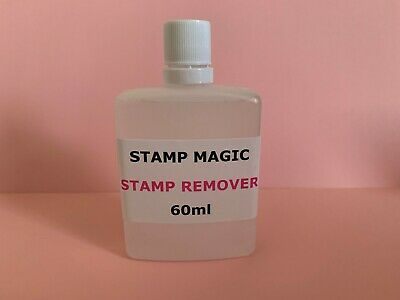 +++ Stamp remover fluid 1st 2nd class off paper unfranked +++