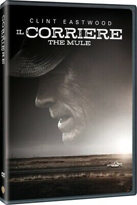 |220819| Movie - Il Corriere - The Mule [DVD x 1] Italian Import