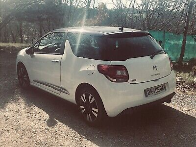 DS 3 modèle so chic essence livrée deb 2014+ diverses options