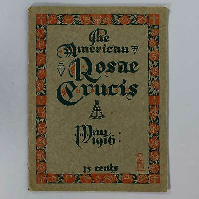 HUGE ROSICRUCIAN COLLECTION * 385 BOOKS on DVD * SYMBOLISM