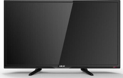 Akai TV 24 Pollici Televisore LED Full HD T2 Hotel USB HDMI AKTV2412TN ITA