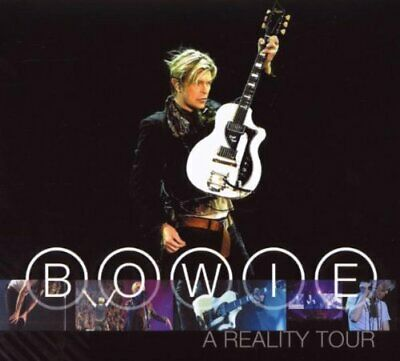  1657533  David Bowie - A Reality Tour (2 Cd) [CD] New
