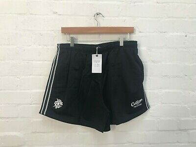 Barbarians Rugby Men's Cotton Traders Training Shorts - Sizes XS-XL - Black  New