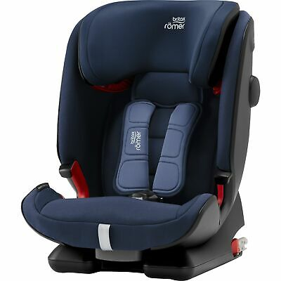 Britax Romer ADVANSAFIX IV R Group 1/2/3 Child Car Seat