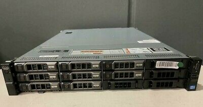 DELL POWEREDGE R720xd ,2 xCPU E5-2630 @ 6C 2.30GHz, 48GB RAM