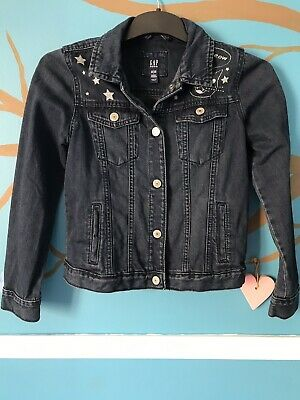 Girls Gap Denim Jacket 9 Yrs