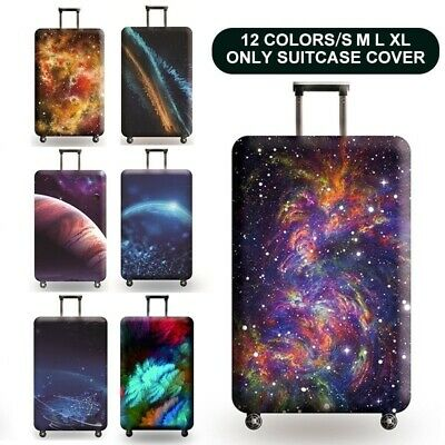 New Elastic Travel Luggage Suitcase Dust-proof Cover Anti-Scratch Case Protector