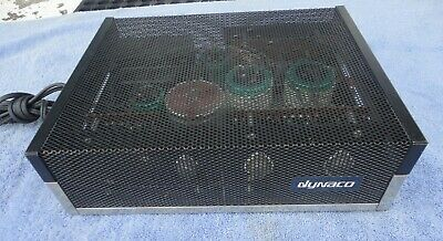 Dynaco St120 Stereo Power Amplifier.. Clean Tested Working