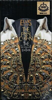 Elvis - THE FINAL CURTAIN ULTIMATE EDITION - 6 CD 7 DVD SET - New & Sealed