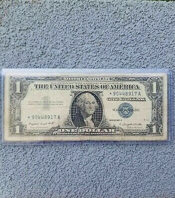 Fr.1614  $1 1935 E STAR  SILVER CERTIFICATE *29747905 BUY ONE NOTE OF 24 PCGS 65