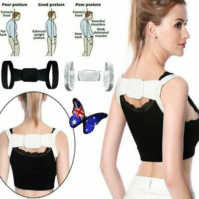 Invisible Back Posture Orthotics ORIGINAL Shoulder Spine Corrector Support Belt
