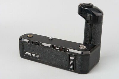 Nikon MD-12 Motor Drive Winder for FE, FE2, FM, FM2, FA, FM3A Camera