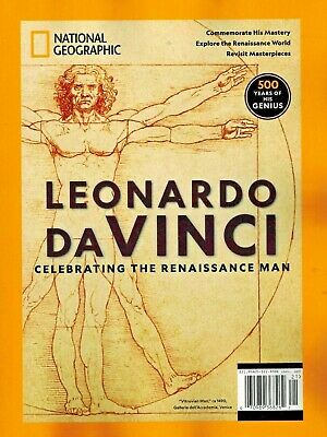 National Geographic Magazine Special Edition: Leonardo Da Vinci