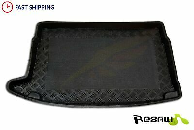 VW POLO Hatchback 2009-2017 BOOT MAT ANTI SLIP