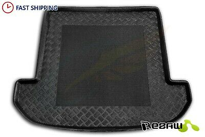 KIA SORENTO SUV 7-seats 2015-onwards ANTI SLIP BOOT MAT