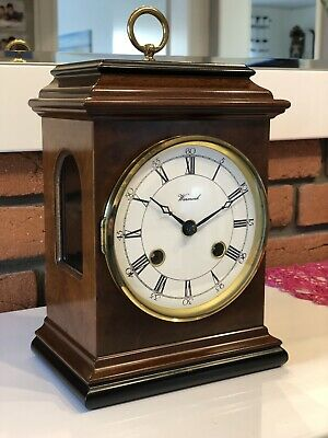 A Very Beautiful Magnificent Old Original Dutch Bracket Mantel Clock