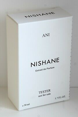 Nishane Ani 50 ml / 1.7 FL.oz. Extrait de Parfum UNISEX TESTER New Unused