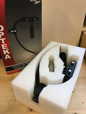 Opteka Steadyvid Pro Stabiliser System Boxed